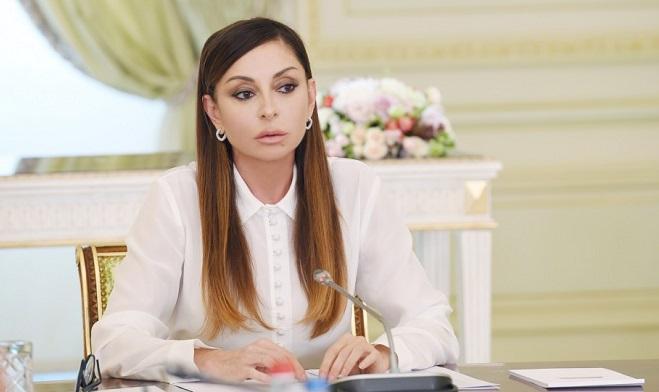 Prezident Mehriban Əliyevaya