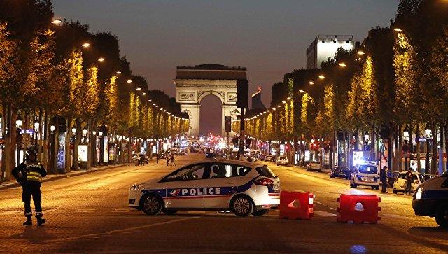 Fransada iki teraktın qarşısı alındı