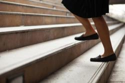Swap caffeine for stair-walking to boost energy