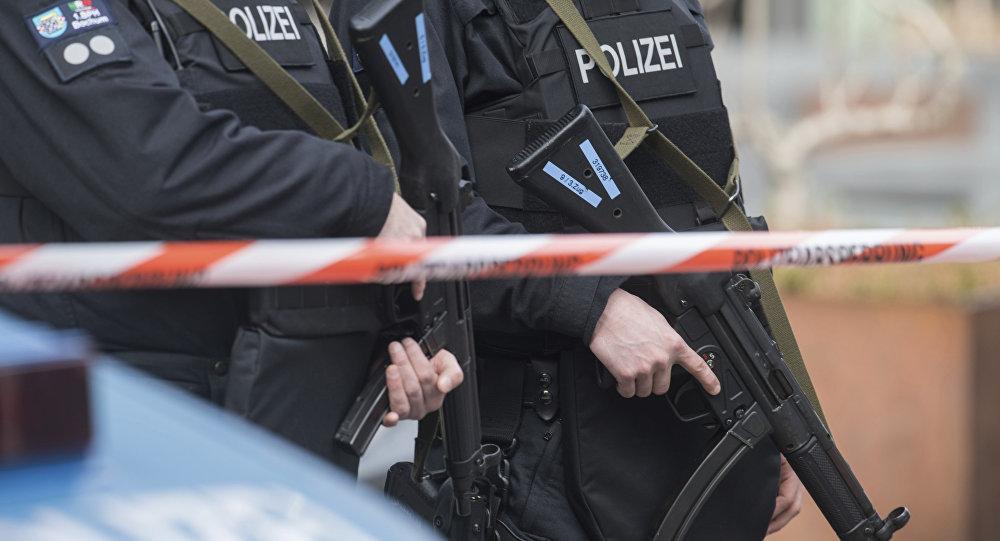 В Берлине обезвредили бомбу