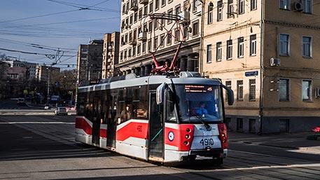Moskvada bir ilk: maşinistsiz tramvay...