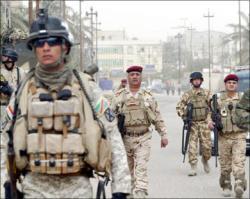 Iraqi forces retake 6 villages outside Tal Afar