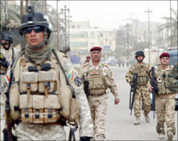 Iraq forces retake 3rd Tal Afar neighborhood from ISIS