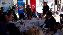 Çavuşoğlu: Azərbaycan, Türkiyə və Rusiya...