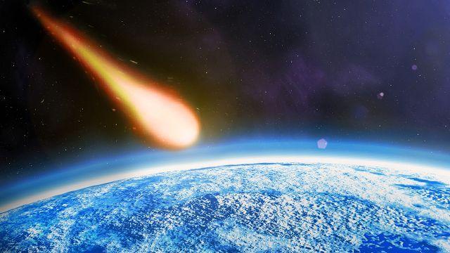Огромный астероид несется к Земле
