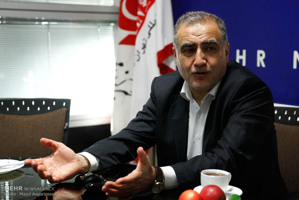 İrəvanın silahlandırılmasını pisləyirik - İranlı deputat