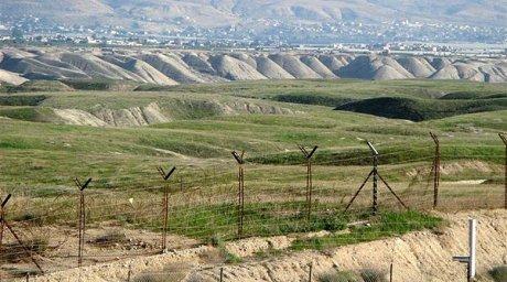 На азербайджано-иранской границе произошел инцидент