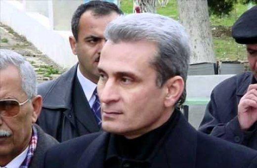 Surət Hüseynovun keçmiş cangüdəni bıçaqlandı - Video