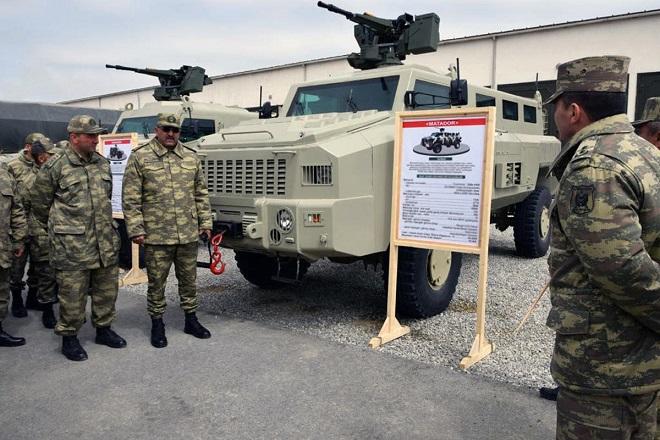آذربایجان-تورکییه بو سلاحدان ایستیفاده ائدجک – فوتو