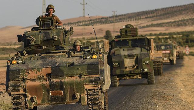 Ирак начал наступление на ИГ в Талль-Афаре