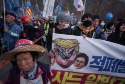 South Koreans protest U.S. missile installation