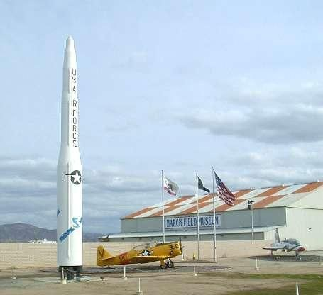 آمریکا بالیستیک راکتینی سیناقدان کئچیریر