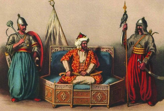 Bizans kahinindən tükürpərdən Türkiyə öngörüsü – Video
