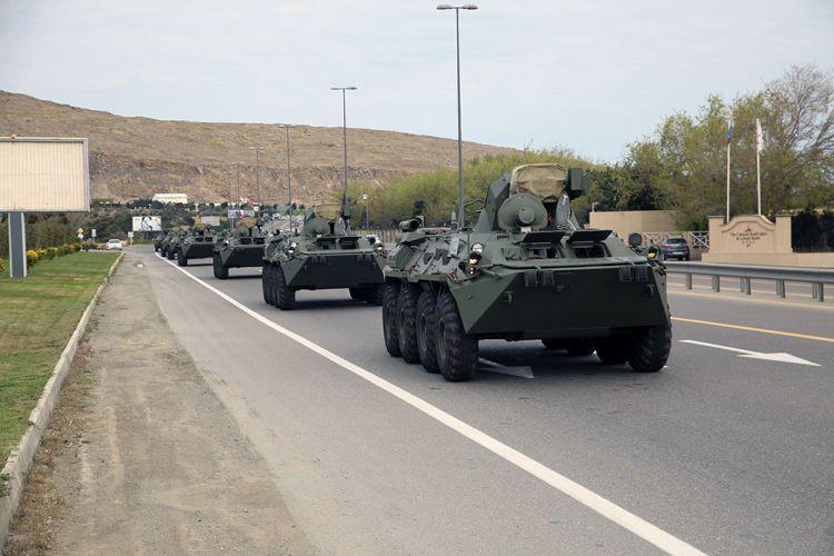 Rusiya öz tankını vurdu