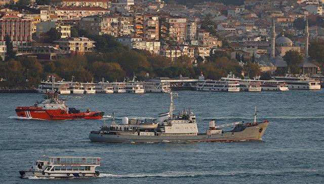 روس حرب گمیسی باتدی: کرئمل ایستانبولا دونانما گؤندردی – ویدئو