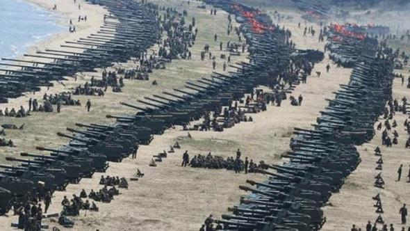 یئنی ساواش آنونسو: چین سرحدلرینی گوجلندیردی