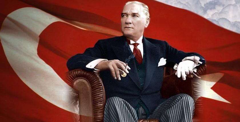 Atatürkün nadir fotoları üzə çıxdı - Foto
