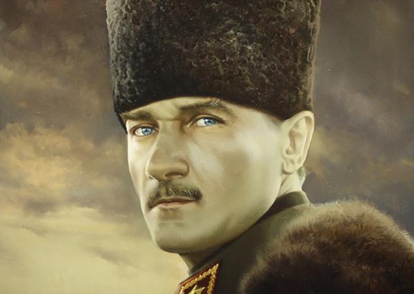 آمریکا گنرالیندان آتاتورک حاقدا اینانیلماز سؤزلر
