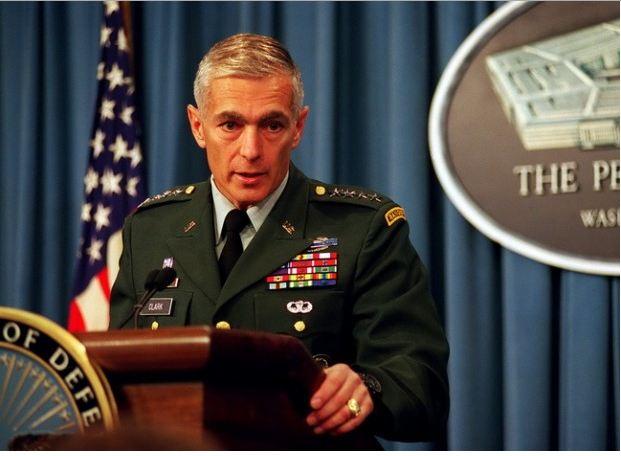 Səddamı devirib, İrana qapı açdıq – ABŞ generalı