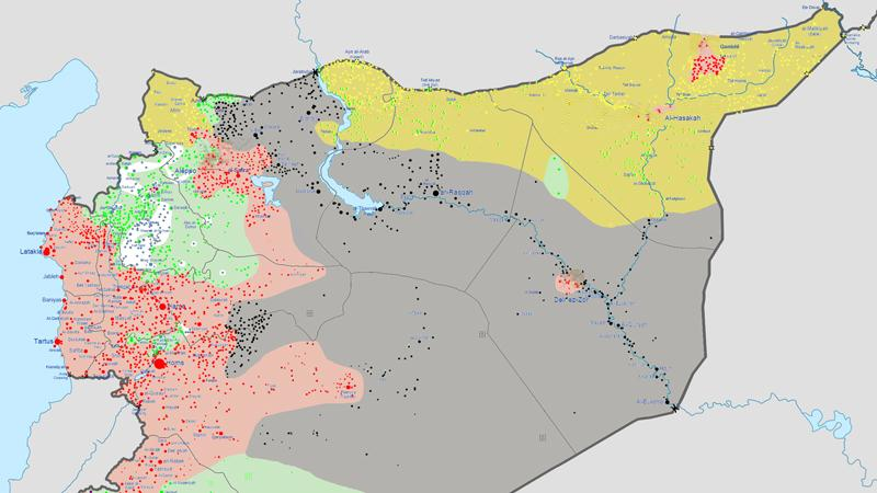 سورییا بؤلونور: تورکییهیه بو حیصه وئریلیر – آمریکا لاییحهسی