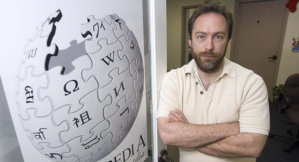 Vikipediyanın qurucusu: Türk xalqının yanındayam
