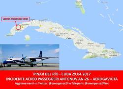 An-26 hərbi təyyarəsi qəzaya uğradı: hərbçilər öldü