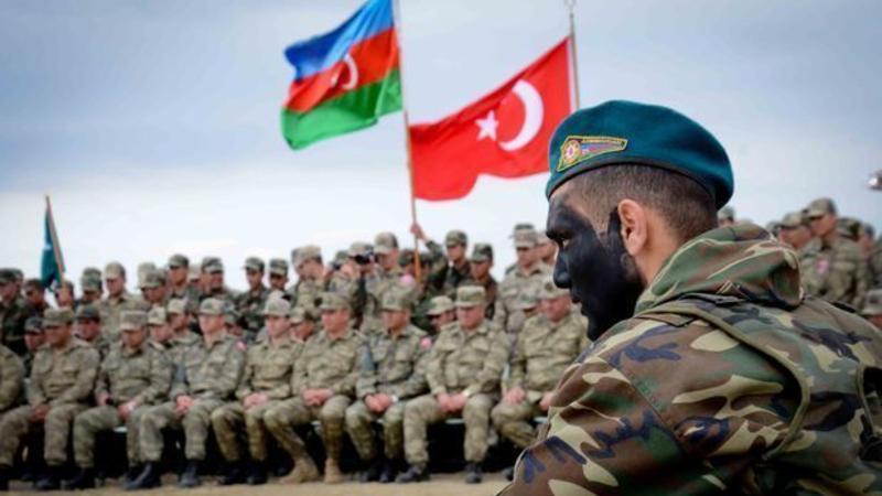 آذربایجان ۳ تورک اؤلکهسی ایله اورتاق اوردو قورور