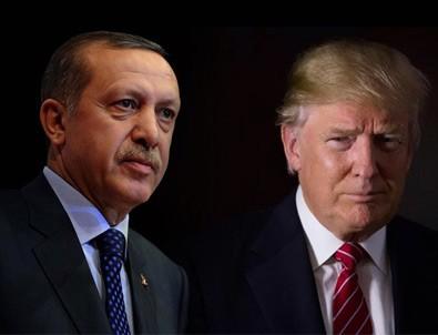 ترامپلا بو مسئلهلری موذاکیره ائتدیک - اردوغان