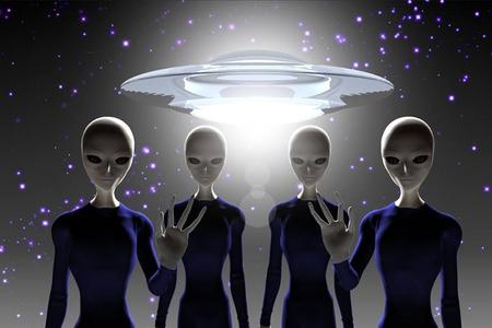 Yadplanetlilər bütün qalaktikamızı bürüyüb - Sensasiya