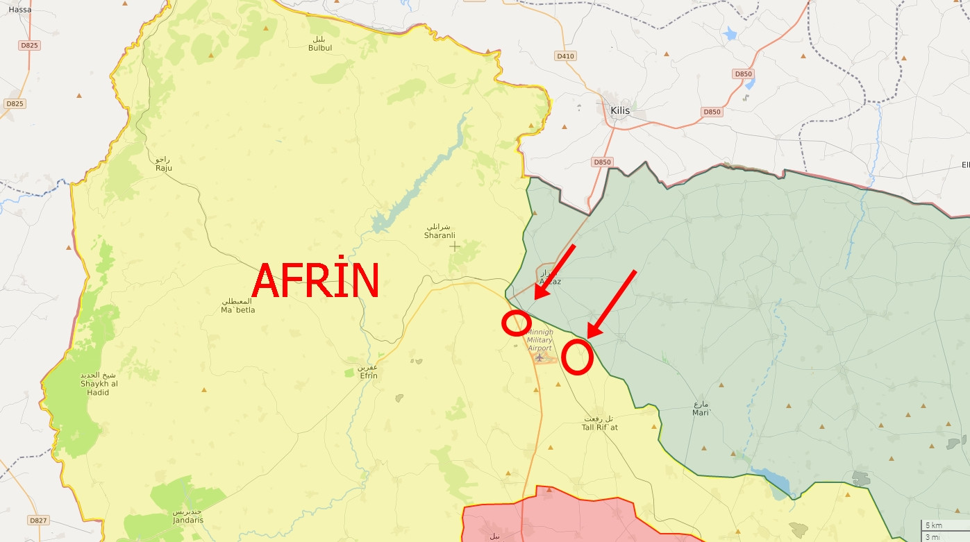 Afrin əməliyyatı: