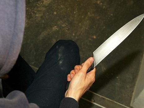 Bakı metrosunda bıçaqlanma: yaralı var