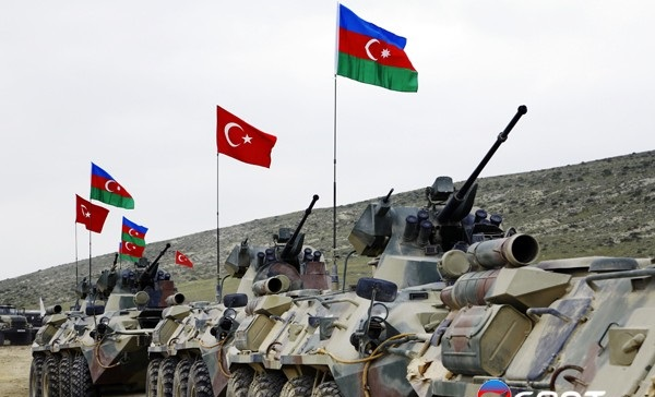 Turkey supports Azerbaijan with a new hashtag -