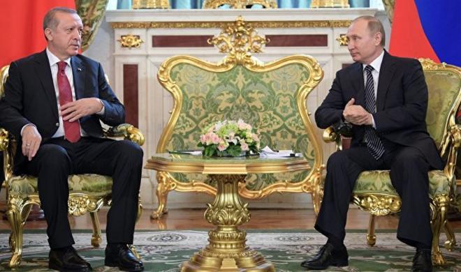 """Ərdoğanla Putinin hədəfi: """"taktiki""""dən """"strateji""""yə?.."""