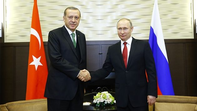 Putin: Ərdoğanla bu razılaşmanın tətbiqindən danışdıq