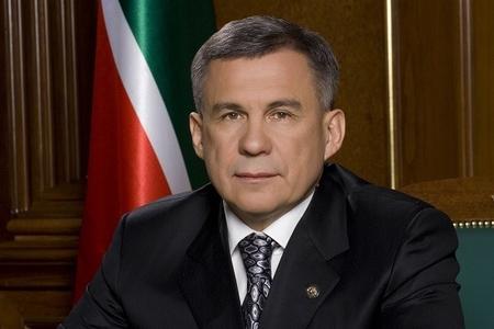 Minnikhanov becomes president of Tatarstan again