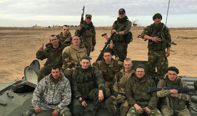 Rus əsgərləri ilə İran ordusu arasında qarşıdurma: ölənlər var