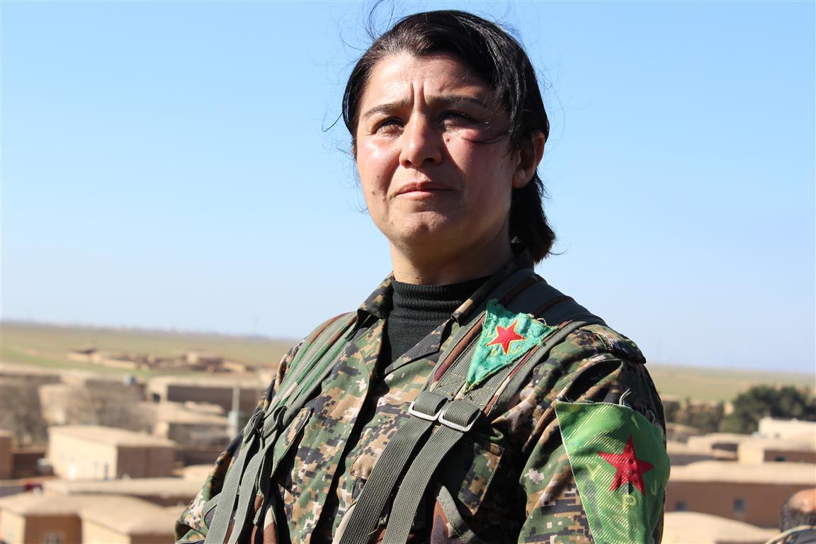 Türk ordusu PKK-çı qadınları məhv etdi