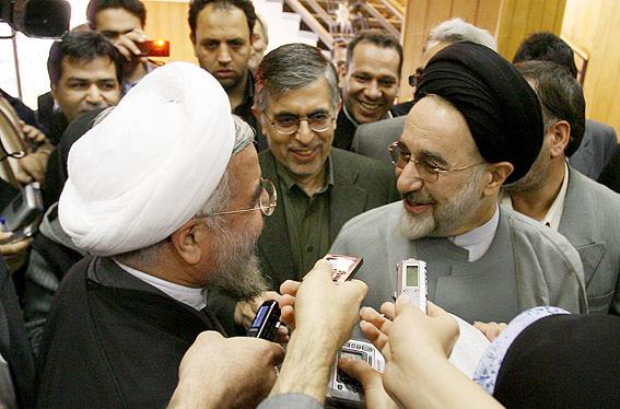 ایرانین کئچمیش پرزیدنتی کوروناویروسا یولوخدو