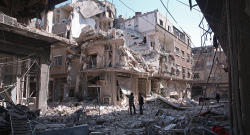 Syria: Regime attacks kill 20 in Yarmouk camp