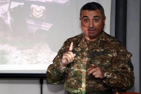 В Армении возбудили дело против замглавы Генштаба