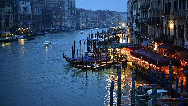 В Венеции ожидают новый пик наводнения