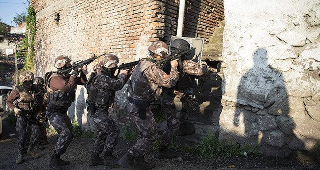 Qırmızı bülletenlə axtarılan İŞİD-çi Türkiyədə tutuldu