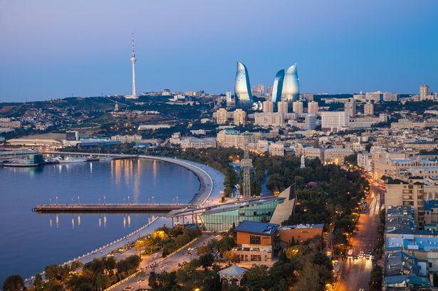 Количество туристов, прибывшых в апреле в Азербайджан