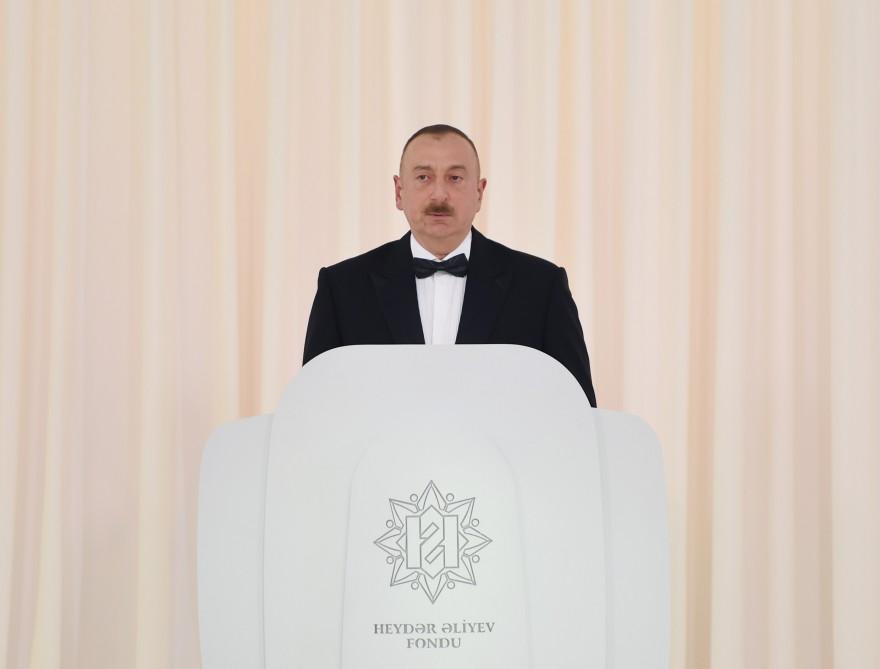 İlk dəfədir ki, İtaliya prezidenti... - İlham Əliyev
