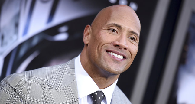 The Rock sends a message to young fan with cancer -