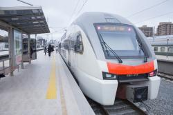 Baku offer free train rides during Europa League final game