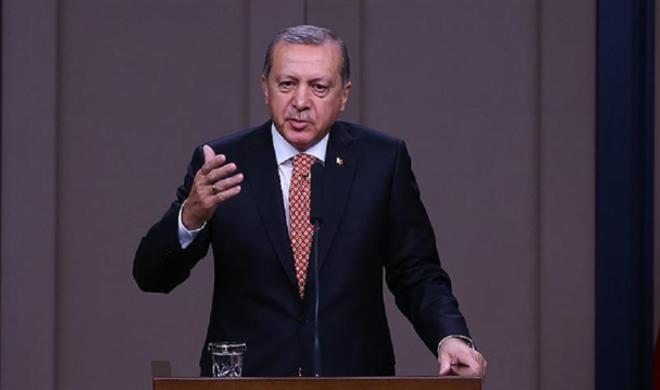 Турция вводит войска в Ирак и Сирию - президент