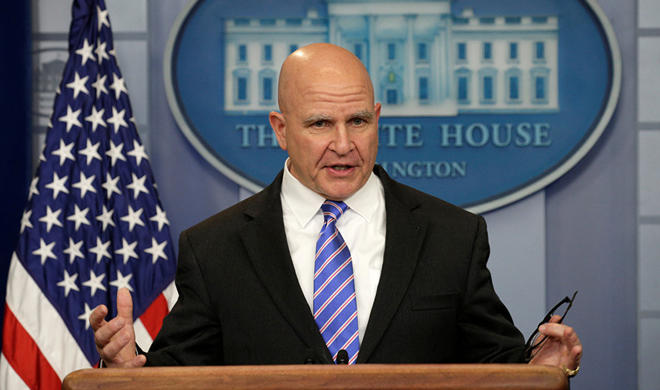 US' McMaster pledges cooperation with Turkey amid row