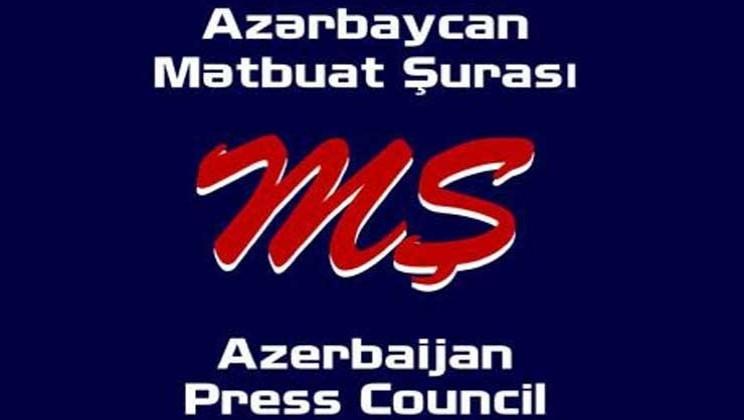 MŞ jurnalistlərə müraciət etdi: Diqqətli olun!