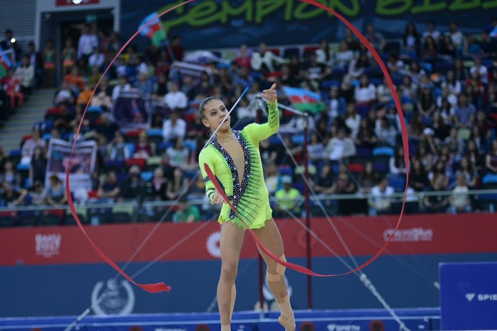 Bakıda ilk: Akrobatika üzrə dünya çempionatı keçiriləcək